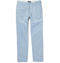 Grayers Newport Slim Fit Cotton Chinos Blue