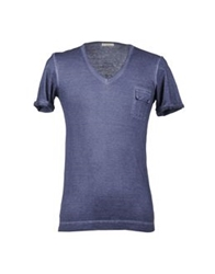 Bellwood Short Sleeve T Shirts Dark Blue