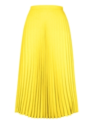 Hotsquash Skirt With Clevertech Yellow