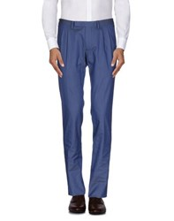Germano Trousers Casual Trousers Men Blue