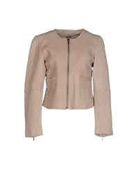 Essentiel Coats And Jackets Jackets Women Beige