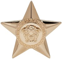 Versace Gold Medusa Star Ring