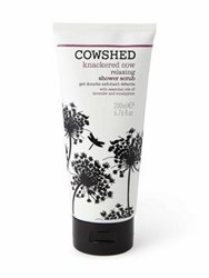Cowshed Knackered Cow Relaxing Shower Scrub One Colour