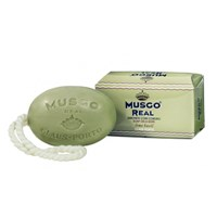 Musgo Real Lime Basil Soap On The Rope