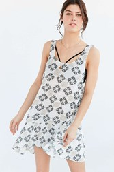 Out From Under Side Tie Cover Up Ivory