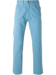 Levi's Vintage Clothing '519 Bedford' Trousers Blue