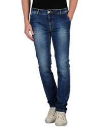 One Seven Two Denim Pants Blue