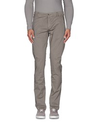 Camouflage Ar And J. Trousers Casual Trousers Men Dove Grey