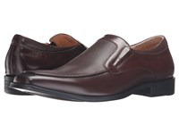 Kenneth Cole Up State Brown Men's Slip On Shoes