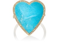 Jennifer Meyer Women's Heart Ring No Color