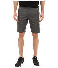 Volcom Frickin Modern Stretch Chino Shorts Charcoal Heather Men's Shorts Gray
