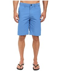 Hurley Dri Fit Chino Walkshort Star Blue Men's Shorts
