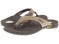 Vionic With Orthaheel Technology Bryce Khaki Men's Sandals