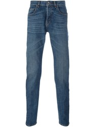 Eleventy Straight Regular Jeans Blue