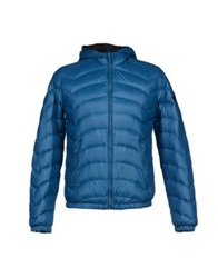 Gas Jeans Gas Down Jackets Azure