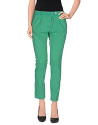 Just For You Trousers Casual Trousers Women Green