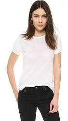 Blk Dnm T Shirt 30 White