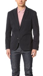 Todd Snyder Soft Sportcoat Royal Navy
