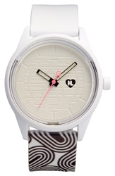 Harajuku Lovers Resin Solar Watch 40Mm Limited Edition Totally Tubular