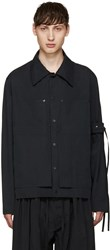 Craig Green Black Workwear Jacket