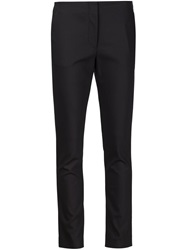 The Row Cropped Trousers Black