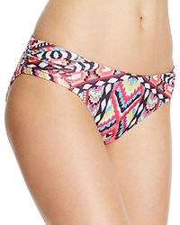 Becca By Rebecca Virtue Rhythm And Beat American Bikini Bottom Multi