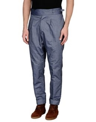 Haver Sack Casual Pants Blue