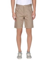 Oliver Spencer Bermudas Brick Red