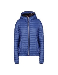 George J. Love Down Jackets Pastel Blue