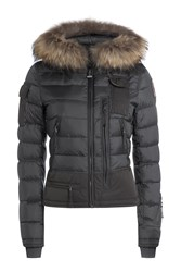 Parajumpers Skimaster Down Jacket With Fur Trimmed Hood Gr. S