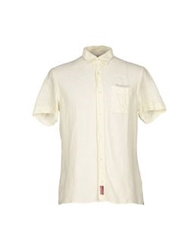 Trussardi Jeans Shirts Light Pink
