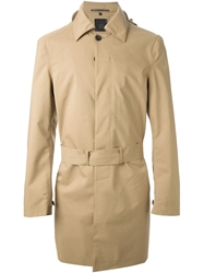 Norwegian Rain 'Geneve' Trench Coat Brown