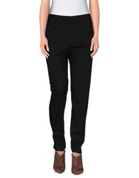 D.Exterior Casual Pants Black