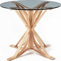 Knoll Face Off Table