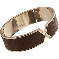 Valextra Women's Vx Cuff Brown