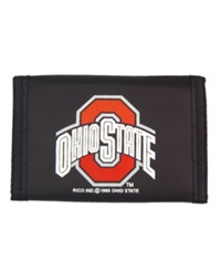 Rico Industries Ohio State Buckeyes Trifold Wallet Team Color
