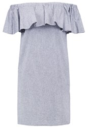 Warehouse Summer Dress Grey