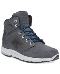 Dc Shoes Ranger Casual Boots Men's Shoes Graphite