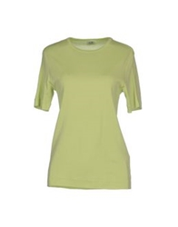 C.P. Company T Shirts Light Green