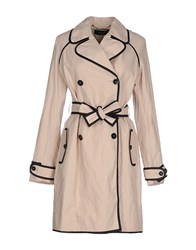 Cristinaeffe Collection Coats And Jackets Full Length Jackets Women Beige