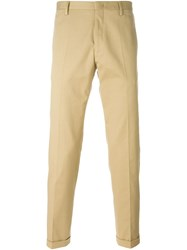 Paul Smith Classic Chinos Nude And Neutrals