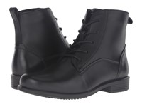 Ecco Touch 25 Lace Boot Black 2 Women's Lace Up Boots