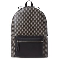 Alexander Mcqueen Skull Backpack Black