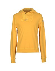 Blauer Topwear Sweatshirts Men Yellow