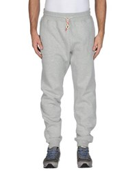 Supreme Being Trousers Casual Trousers Men Light Grey