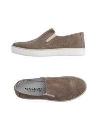 Cafe'noir Cafenoir Footwear Low Tops And Trainers Men Dove Grey