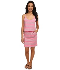 Kavu Coco Dress Wild Pink Women's Dress