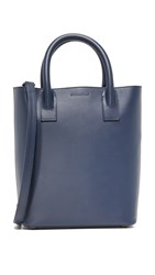 Mother Of Pearl Hoxton Mini Tote Navy
