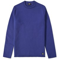 Paul Smith Basic Crew Sweat Blue