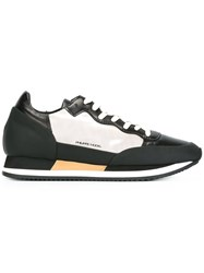 Philippe Model Chunky Sole Sneakers Black